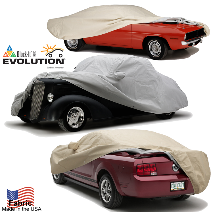 All-Weather Car Cover for 1999 Mercedes-Benz SL500 Convertible 2-Door