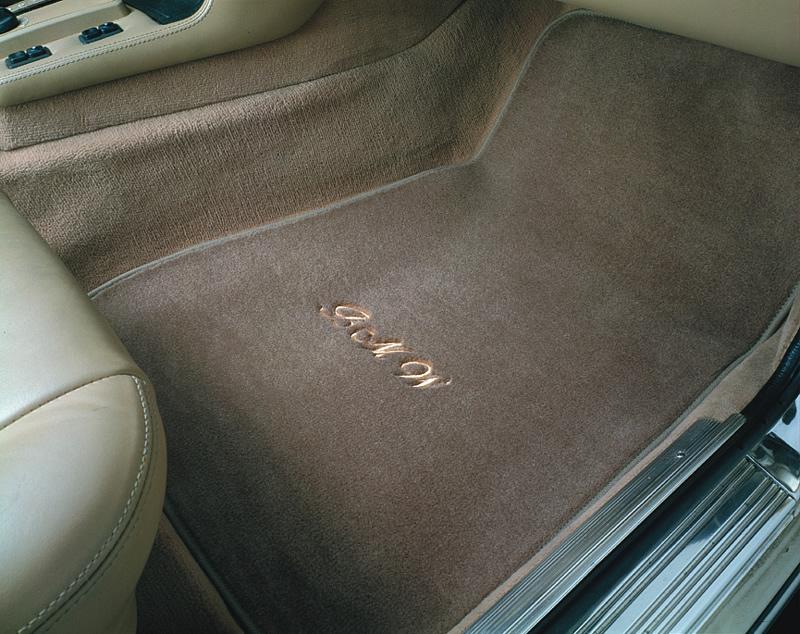 Premier Plush Car Floor Mats