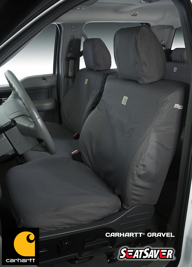 Phenomenal Covercraft Carhartt Seatsaver Custom Seat Covers Creativecarmelina Interior Chair Design Creativecarmelinacom